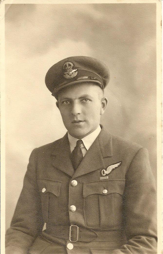 Flight Lieutenant William Alfred Colson