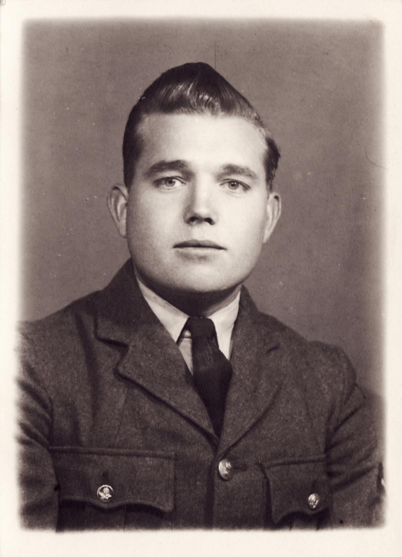 Fred Perkins portrait