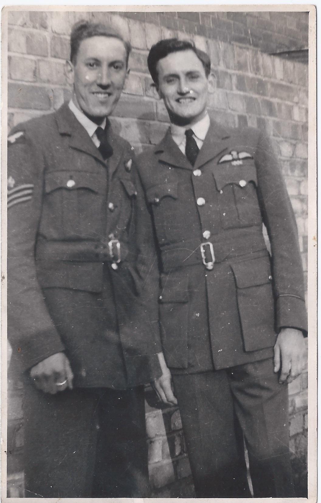 Pilot Griffiths