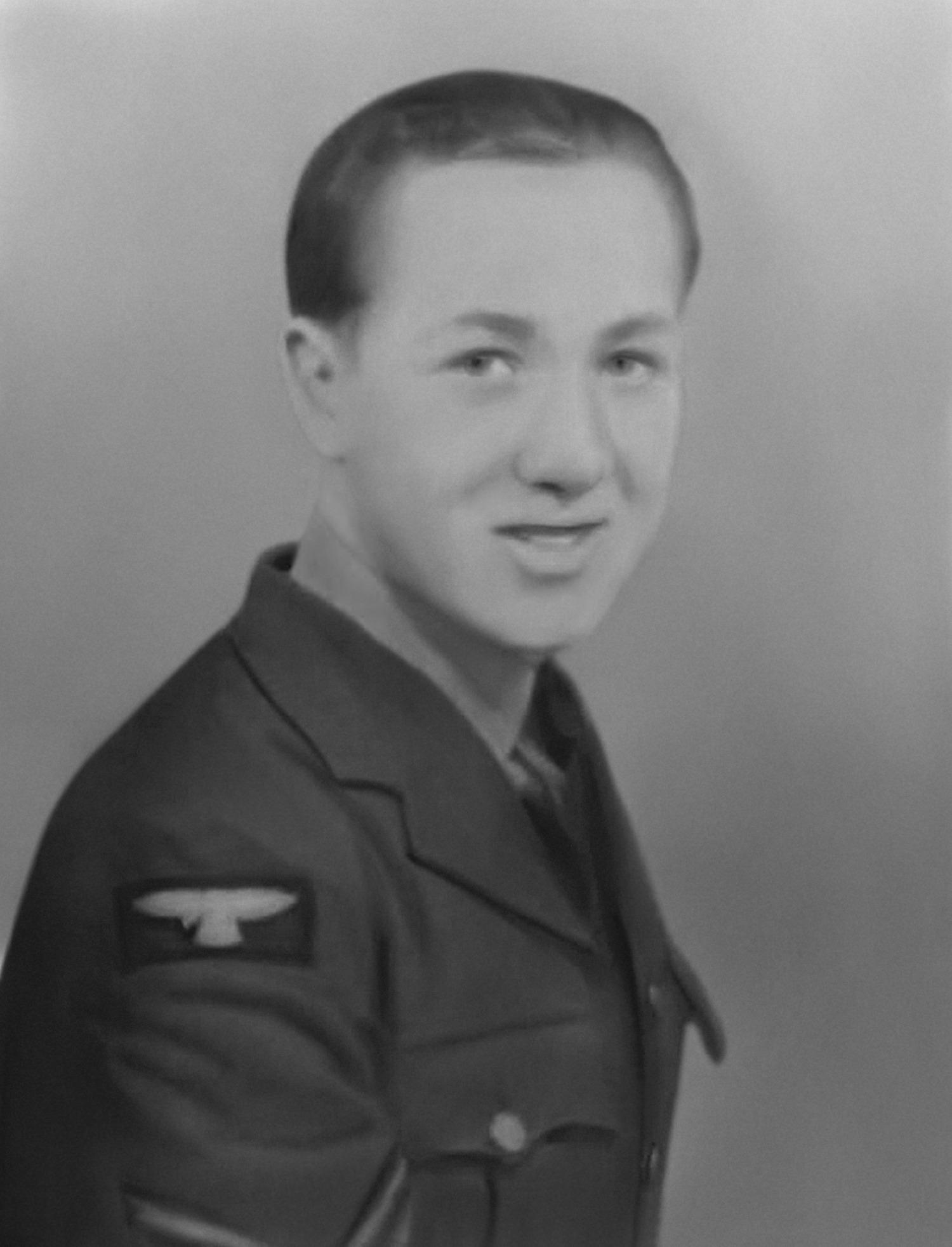 Photograph of Raymond