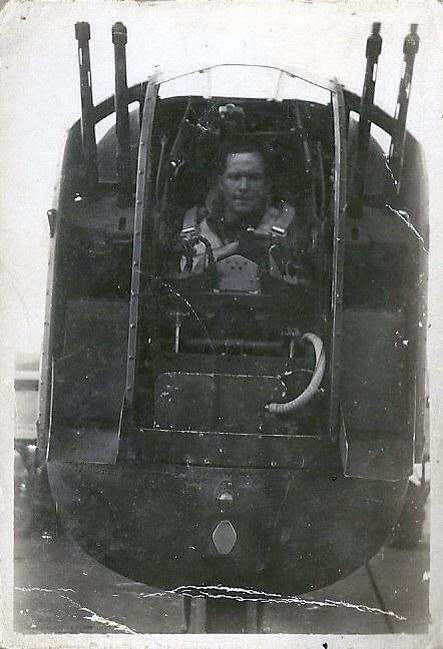 Man in Bomber