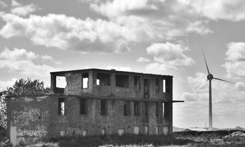 Ruined builidng