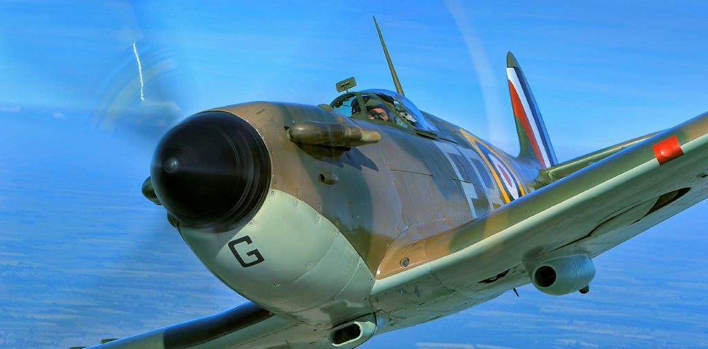Photo of Spitfire by John Gibbs