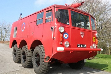 Museum of RAF Firefighting