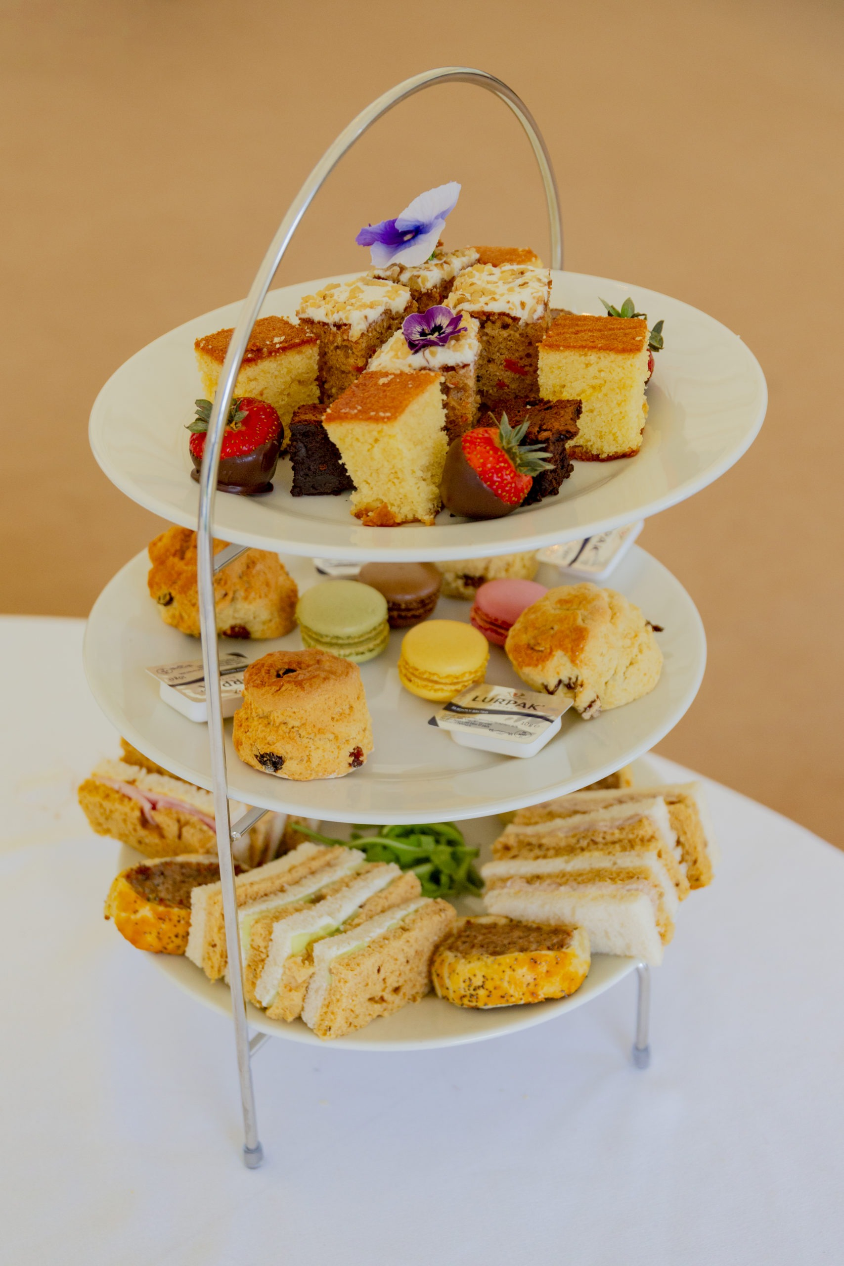 Traditional 1940's Afternoon Tea