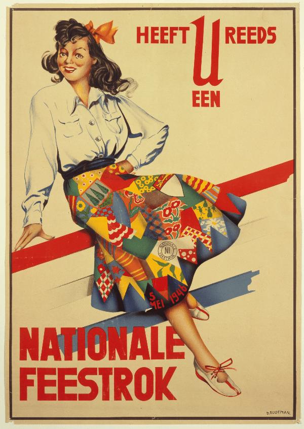 National Liberation Skirt